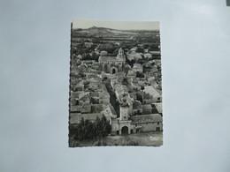 LE THOR  -  84  -  Vue Générale Aérienne  -  Portail De L'Horloge  -  Rue Principale  -  L'église  -  VAUCLUSE - Other Municipalities