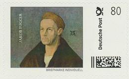 """Albrecht Dürer """"Gemälde Jakob Fugger """" ,Marke Individuell Postfrisch - Unclassified"""