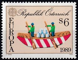 EUROPA 1989 Autriche Yv 1777 MNH Neufs** - - 1989