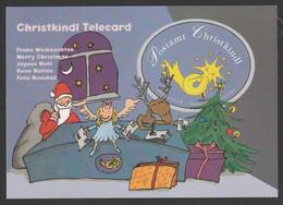 Christkindl  Tele Card  Vom 24.12.1996 - 1991-00 Brieven
