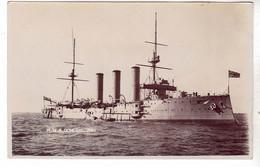 CPA NAVIRE DE GUERRE  MARINE HMS  H.M.S. DONEGAL - Guerra