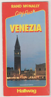 RAND MCNALLY ,CITY FLASH ,VENEZIA ,INTERNATIONAL EDITION - Mappamondo
