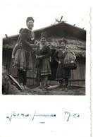 INDOCHINE/LAOS .1950 .  JEUNES FEMMES MEOS - Lieux