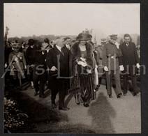 LARGE Photo / ROYALTY / Italy / Italie / Reine Hélène / Hélène De Monténégro / Queen Elena / Prince Leopold / Robermont - Famous People