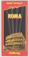 RAND MCNALLY ,CITY FLASH ,ROMA  ,INTERNATIONAL EDITION - Mappamondo