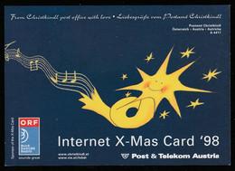 Christkindl  Tele Card  Vom 24.12.1998 - 1991-00 Brieven
