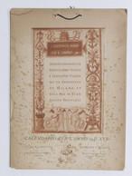 Calendario Per L'Anno 1941 - Arazzi Disegnati Da Bartolomeo Suardi - Unclassified