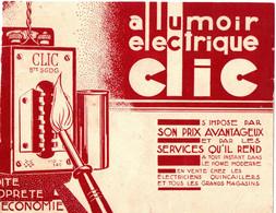 ALLUMOIR ELECTRIQUE CLIC - Electricité & Gaz