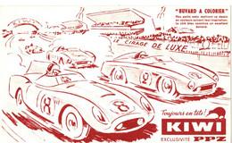 24 HEURES DU MANS . CIRAGE KIWI - Automotive