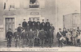 Hortes-La Compagnie Des Sapeurs Pompiers - Andere Gemeenten