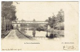 Le Pont De QUAEDMECHELEN - Ham - 1903 - Ham