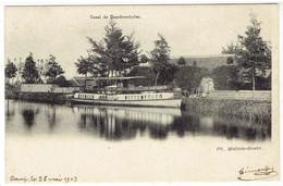 Canal De QUAEDMECHELEN - Ham - 1903 - Ham