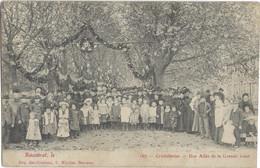 BACCARAT - Cristalleries - Une Allée De La Grande Cour - 1907 - Animée - Baccarat