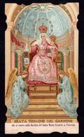 B.V. DEL CARMINE - Basilica Del Santo Monte Carmelo In Palestina - E - PR - Mm. 65 X 117 - Ed. S.L.E. - Cromolitografia - Religione & Esoterismo
