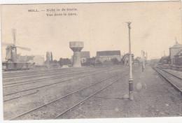 48809   Mol    Moll    Vue  Dans  La  Gare  =  Moulin - Mol