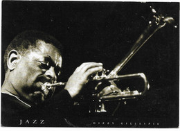 "John Birks ""Dizzy"" Gillespie (/ɡɪˈlɛspi/; October 21, 1917 – January 6, 1993) Was An American Jazz Trumpeter, Bandleader - Música Y Músicos"