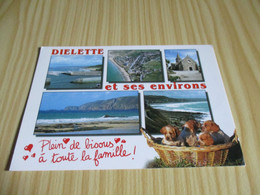 Dielette Et Ses Environs (50).Vues Diverses. - Sonstige Gemeinden