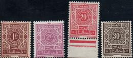 MAROC 1947-52 ** - Segnatasse