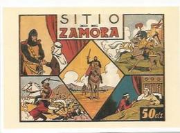 Ficha Tebeo 6146: Sitio De Zamora - Unclassified