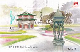 Macau Hb 148 - Blocs-feuillets