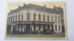 Cp BELGIQUE  BELGIE = LOKEREN    Hôtel Des Brasseurs  Van Doorsselaer De Set  = - Lokeren