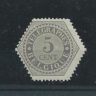 TG 8** AVEC CERTIFICAT - Telégrafo