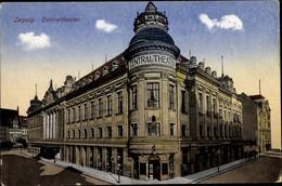 CPA Leipzig In Sachsen, Zentraltheater - Other
