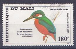 Mali - 1965 - Faune -Animaux - Oiseaux - Martin Pêcheur - Y&T PA 503 - Oblitéré - Used - - Mali (1959-...)