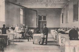 CPA  (81) ALBI N° 110 L' Hôpital Temporaire Intérieur D' Une Salle Militaire Militaria Soldat  2 Scans - Albi