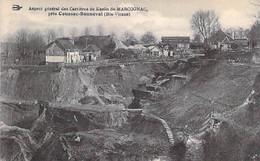 MINES - 87 - MARCOGNAC Près COUSSAC-BONNEVAL Carrières De KAOLIN - CPA  Mining Minen Minas Mijnen Miniere - Haute Vienne - Miniere