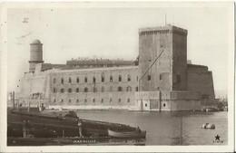 CPA De MARSEILLE - Le Fort St-Jean (marque Etoile). - Old Port, Saint Victor, Le Panier
