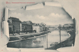 Autriche - WIEN - Donaucanal Panorama Stromabwärts - Unclassified