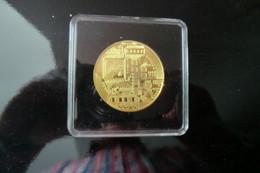 Pièce Médaille Bitcoin  Couleur Or, Diamètre: 38mm Epaisseur: 3mm - Other