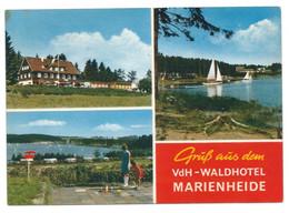 GRUB AUS DEM.- VDH - WALDHOTEL.- RENANIA DEL NORTE / WESTFALIA.- MARIENHEIDE. - ( ALEMANIA) - Hotels & Restaurants