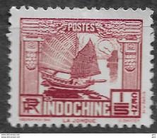 INDOCHINE Y&T N° 151 NEUF* TRACE DE CHARNIERE  Lot IND 156 - Nuevos
