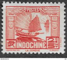 INDOCHINE Y&T N° 152 NEUF* TRACE DE CHARNIERE  Lot IND 157 - Nuevos