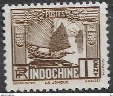 INDOCHINE Y&T N° 155 NEUF* TRACE DE CHARNIERE  Lot IND 160 - Nuevos