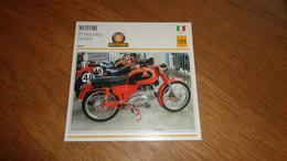 MOTOBI 250 Spring Lasting Gran Sport  Italie Italia Moto Fiche Descriptive Motocyclette Motos Motorcycle Motocyclette - Sin Clasificación