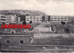 BAGNOLI - COLLEGIO COSTANZO CIANO F/GRANDE VIAGGIATA 1954 - Napoli