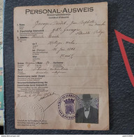Certificat D'identité Mr GAVAGE JEAN BAPTISTE Résidence :MARCHE HOLLOGNE-WAHA Menuisier - Entrepreneur - Zonder Classificatie