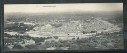 Gard; Alais , Carte Panoramique; Format 28cm X 11cm - Alès