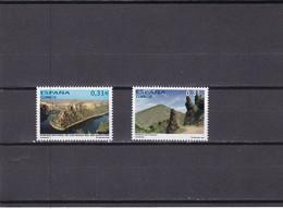 España Nº 4397 Al 4398 - 2001-10 Neufs