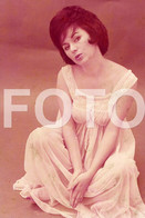 OLD 35mm PHOTO SLIDE DIAPOSITIVE SEXY EROTIC MODEL FEMME NU NUE NUDE ITALIAN PIN UP NAKED WOMAN MODEL NACKTE FRAU NP506 - Dias