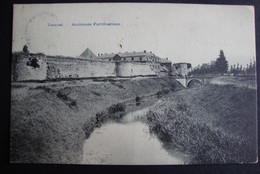 Tournai. Anciennes Fortifications - Tournai