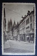 Tournai. La Rue De Courtrai   Edition Belge - Tournai