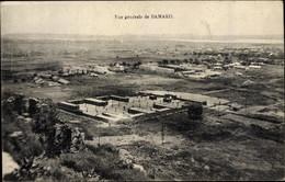 CPA Bamako Mali, Panorama Von Stadt Und Umgebung, Militärlager, Baracken - Afrique Du Sud