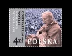 Poland 2021 Mih. 5322 Cardinal Stefan Wyszyński MNH ** - Nuovi