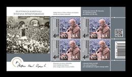 Poland 2021 Mih. 5322 Cardinal Stefan Wyszyński (M/S) MNH ** - Unused Stamps