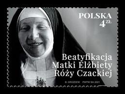 Poland 2021 Mih. 5324 Mother Róża Czacka MNH ** - Nuovi