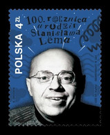 Poland 2021 Mih. 5325 Writer Of Science Fiction Stanisław Lem MNH ** - Nuovi